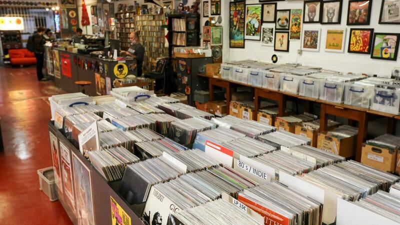 Jovens puxam pelo crescimento dos discos de vinil em Portugal