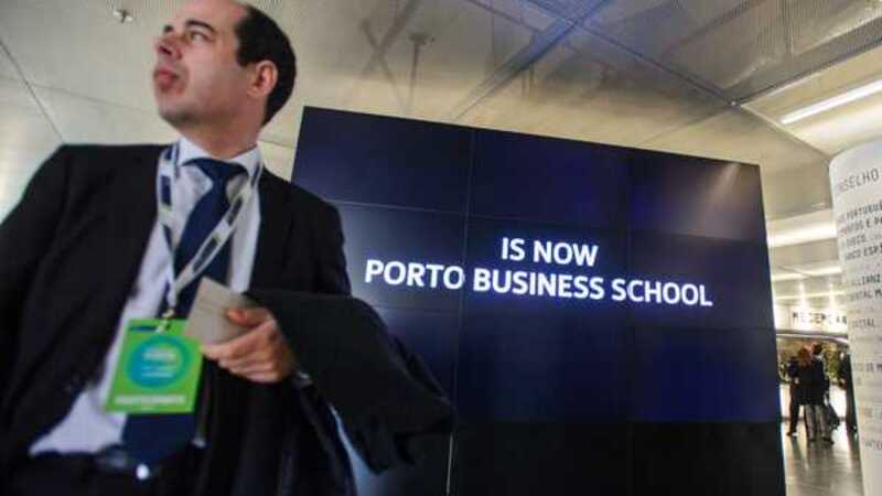 Porto, 02/05/2013 - Realizou-se na Casa da Música a Great Business School Leadership Conference no Porto