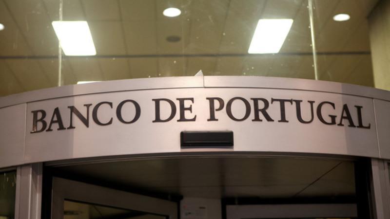 Fachada da sede do Banco de Portugal, em Lisboa (Angelo Lucas/Globalimagem)