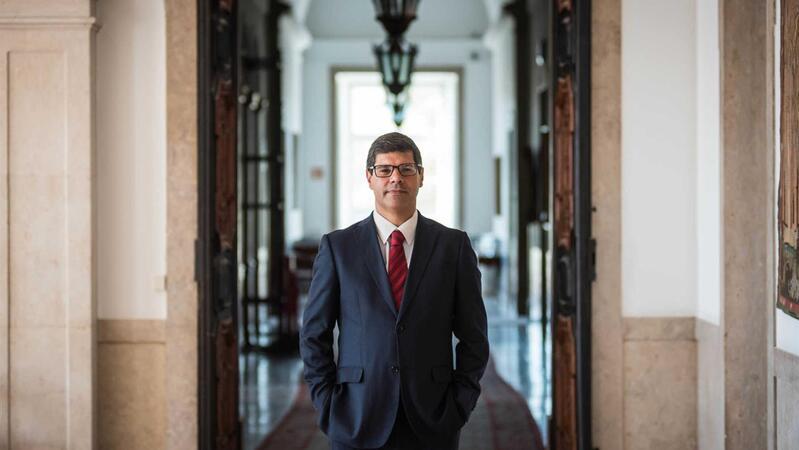 Eurico Brilhante Dias, Secretário de Estado da Internacionalização