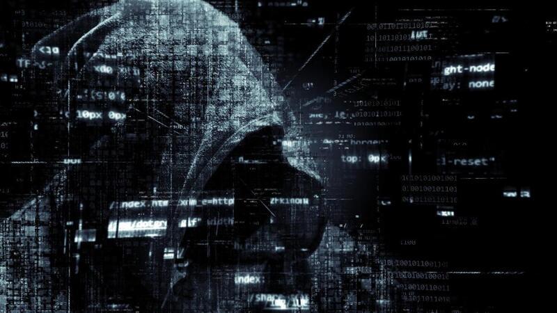 Hackers na internet