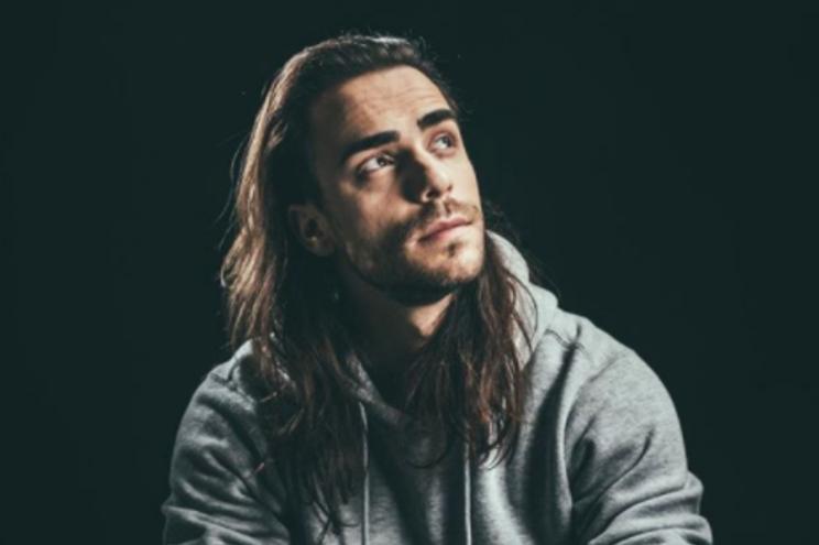Diogo Piçarra anunciou desistência do Festival da Canção