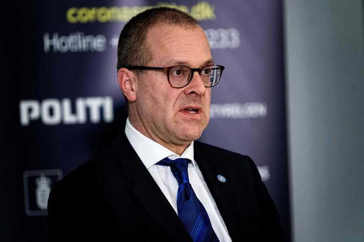 O diretor regional europeu da OMS, Hans Kluge