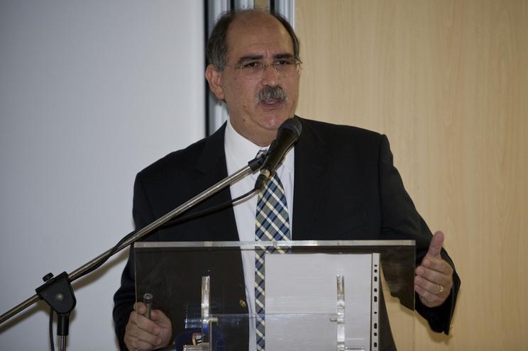 Presidente da Administração Regional de Saúde, Luís Pisco
