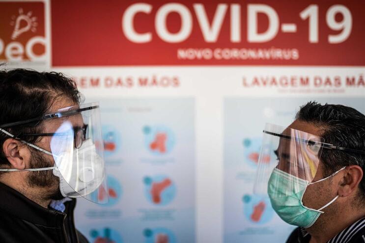 Há 160 mortes por Covid-19 em Portugal. Mais de sete mil infetados