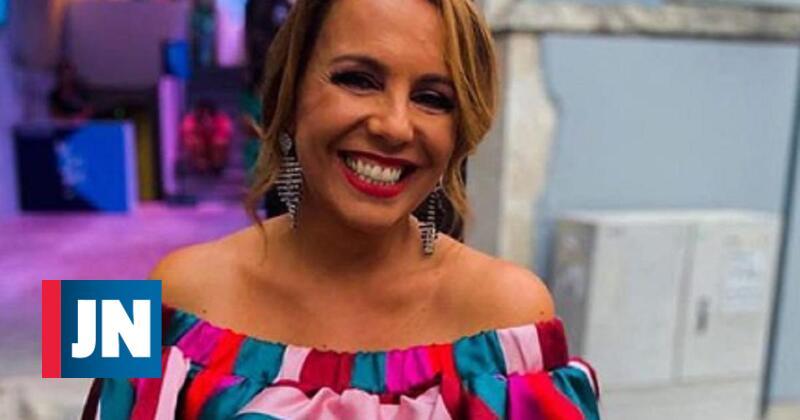 Tânia Ribas de Oliveira vai ser tia