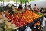Os comerciantes poderão estar no recinto da feira este sábado das 7 horas às 13 horas