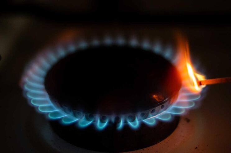 Gás doméstico em Portugal é o 5.º mais caro da UE