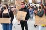 Protesto nos Aliados pediu medidas urgentes para a cultura
