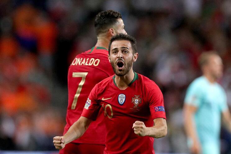 """""""Guedes a gritar Bernardo!"""": A explicação do golo de Portugal"""