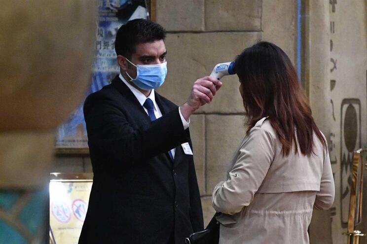 Uma das doentes chegou a Macau no dia 22 e as restantes duas em 23 de janeiro