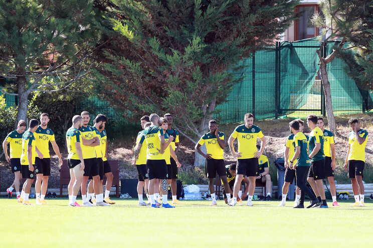 Sporting pode voltar ao Algarve, onde fez o estágio de pré-época