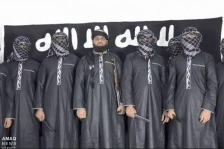 Estado Islâmico divulga foto de suspeito de atentados no Sri Lanka