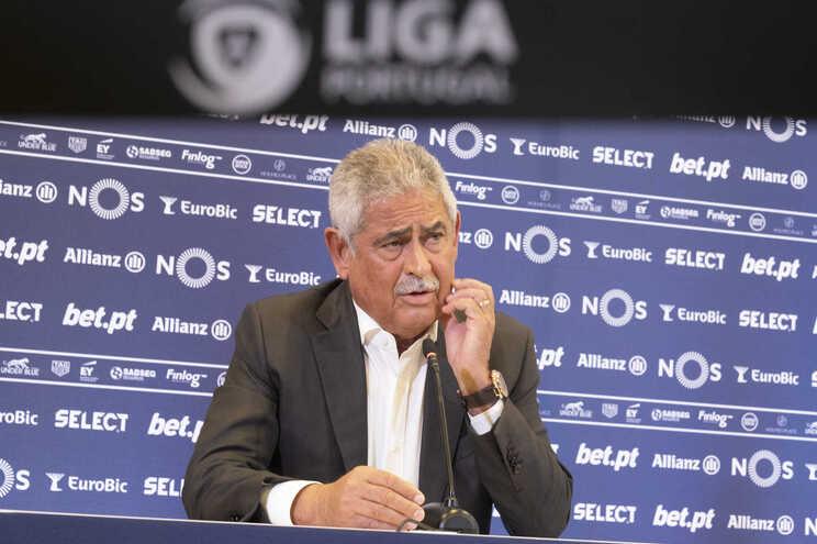 Luís Filipe Vieira vai recandidatar-se à presidência do Benfica