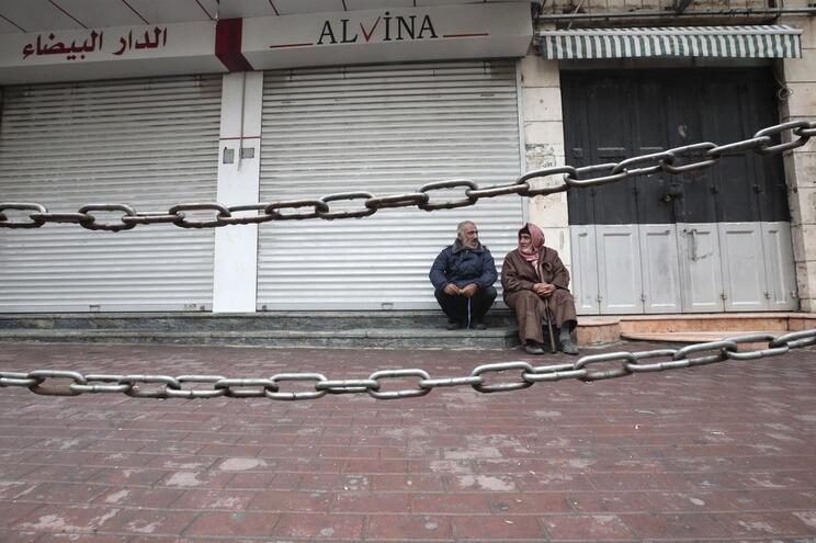 400.000 colonos judeus estão instalados nos colonatos da Cisjordânia ocupada,