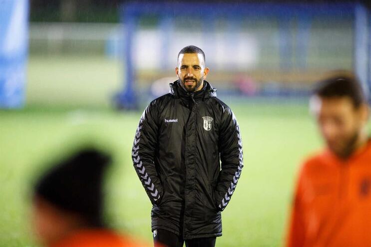 Rúben Amorim, treinador do Braga