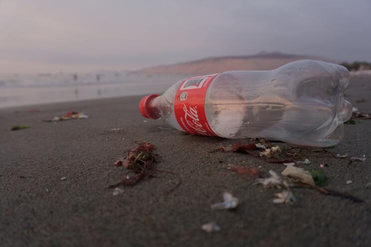 Plástico é um dos principais materiais poluentes no Mundo