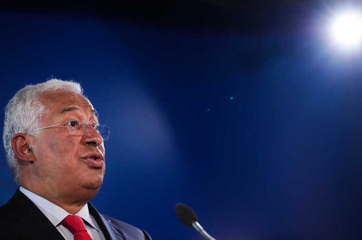 António Costa diz que é preciso má-fé para transformar agradecimento à saúde em insulto