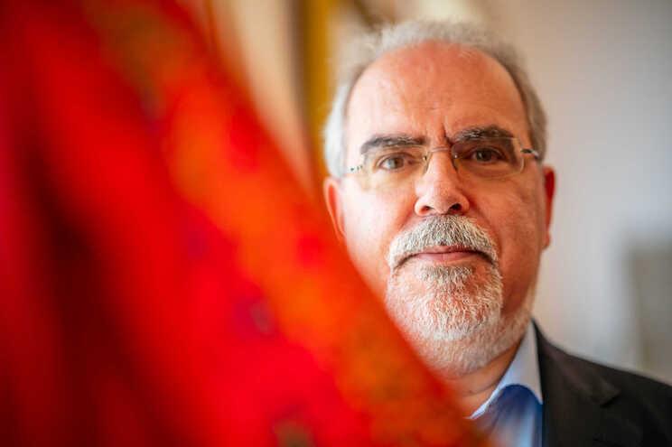 O Presidente da Câmara de Viana do Castelo e da CIM Alto Minho, José Maria Costa     (Rui Manuel Fonseca/Global