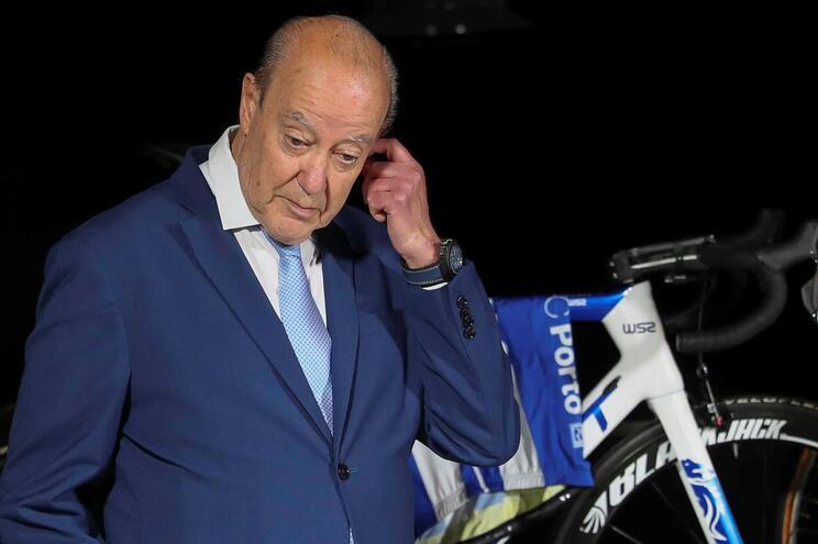 Pinto da Costa é o presidente do F. C. Porto