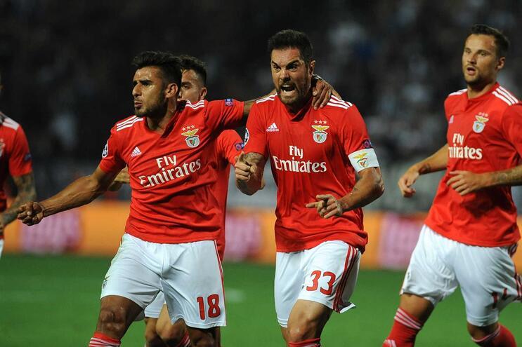 Siga em direto o PAOK - Benfica