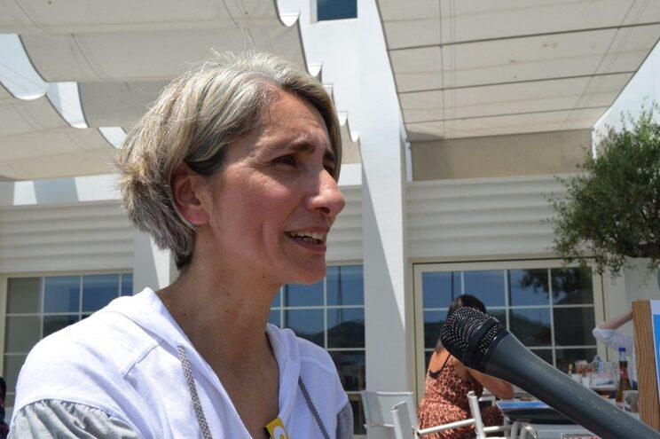 Emmanuelle Afonso, coordenadora do Observatório dos Lusodescendentes
