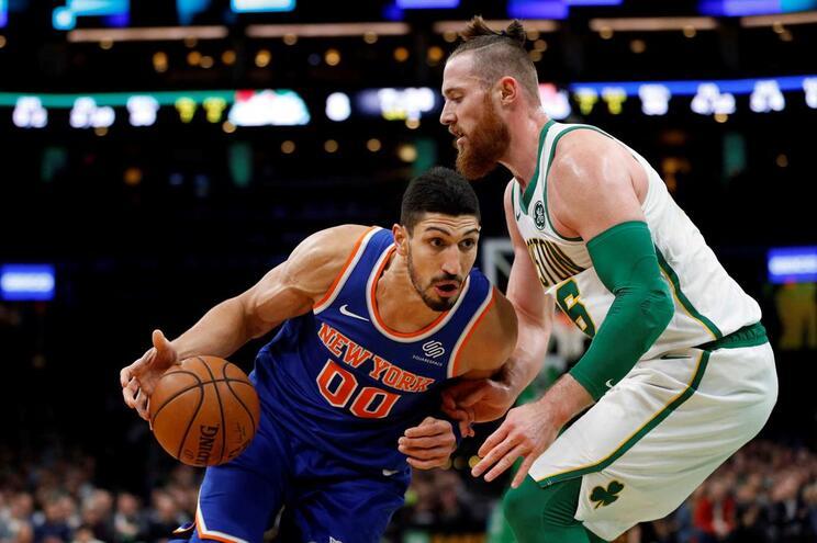 NBA: jogador dos Knicks falha partida com medo de ser assassinado