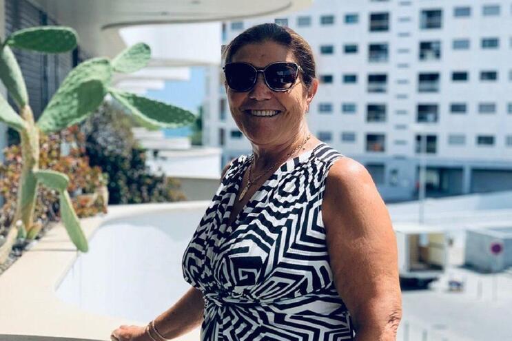 Dolores Aveiro usa botas da coleção de Cristina Ferreira e a apresentadora reage