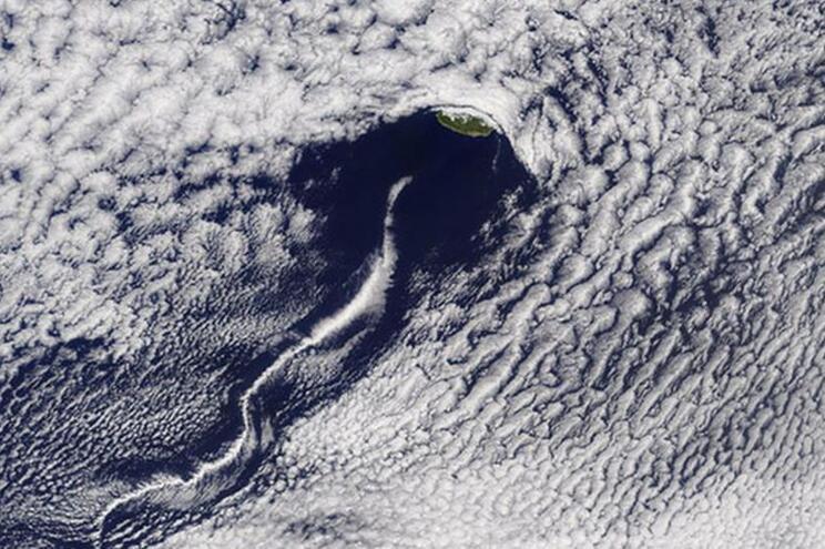 """A Ilha da Madeira consta na """"foto do dia"""" da NASA"""