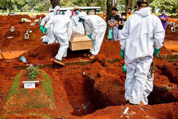 Brasil tem quase 300 mortos por Covid-19 - JN