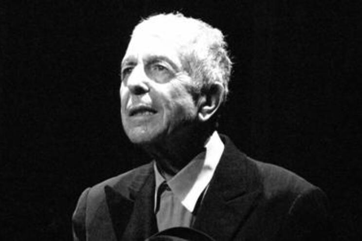A poesia sempre foi o amor maior de Leonard Cohen