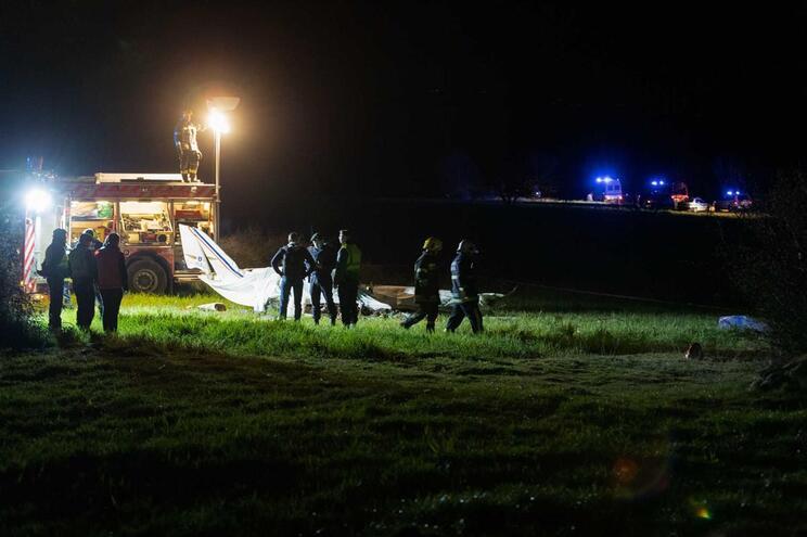 Piloto viajou no avião acidentado de manhã e não detetou problemas