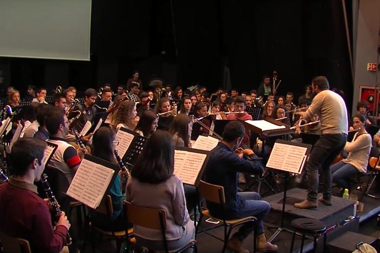 """Orquestra de Sopros da AAC """"toma balanço"""" para conquistar Espanha"""