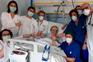 Avó de 95 anos é a mais velha a recuperar de Covid-19 em Itália