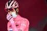 João Almeida reforçou a liderança no Giro