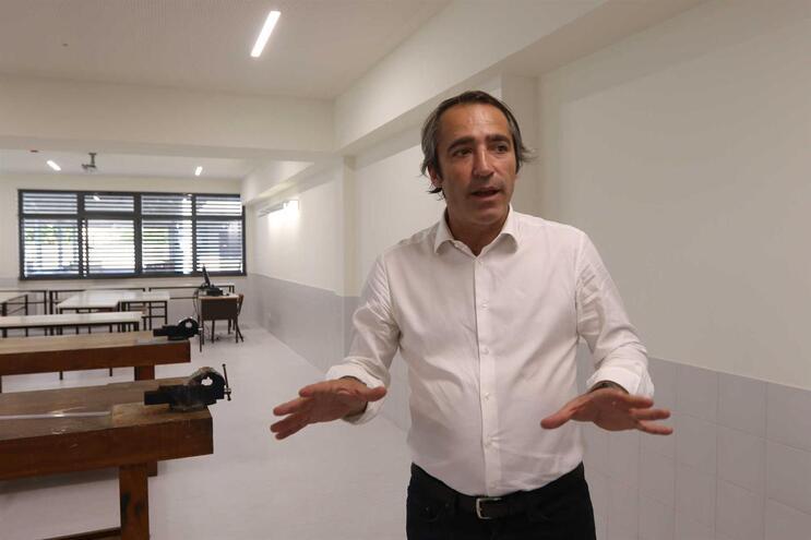 Sérgio Humberto Silva, presidente da Câmara Municipal da Trofa