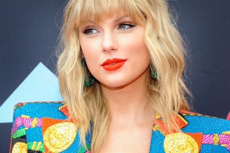 Taylor Swift confirmada pela primeira vez em Portugal
