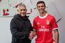 Benfica renova com júnior Henrique Araújo até 2024