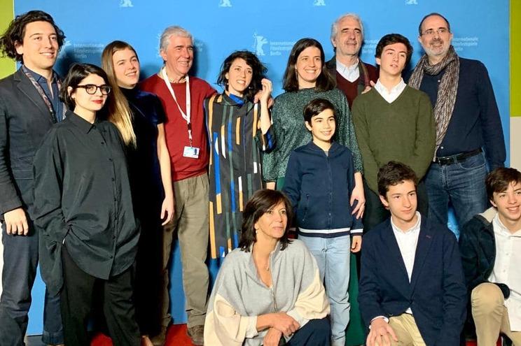 A seguir a Berlim, o filme já tem uma série de estreias em alguns festivais internacionais