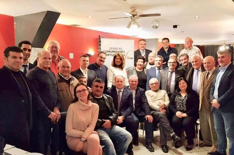 PSD Paris pede voto eletrónico e solução para processos de reforma