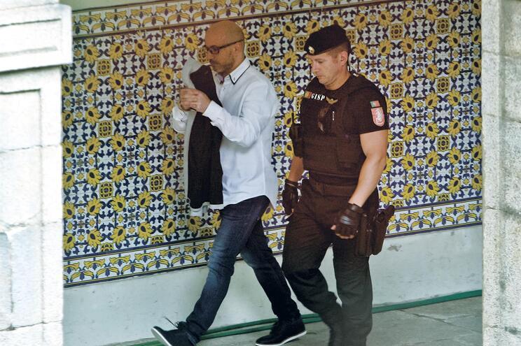 Hélder Moreira cedeu o armazém onde o empresário João Paulo Fernandes foi assassinado