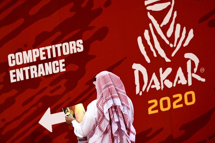 Quatro portugueses na luta pela vitória em diferentes categorias no Dakar 2020