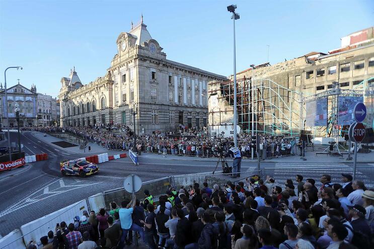 Campeonato Mundial de Ralis volta ao Porto em 2020