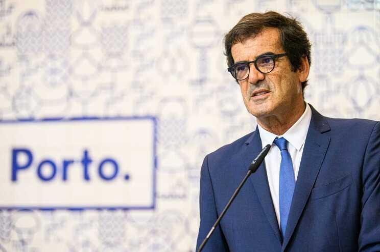 O presidente da Câmara Municipal do Porto, Rui Moreira