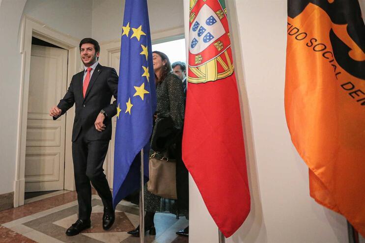 Francisco Rodrigues dos Santos, presidente do CDS/PP