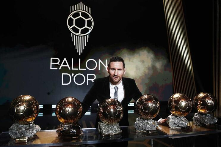 Messi ou Ronaldo: quem está a envelhecer melhor?