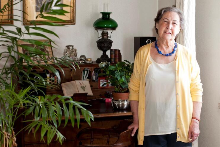 """Escritora Helena Marques, autora de """"O Último Cais"""", morreu aos 85 anos"""