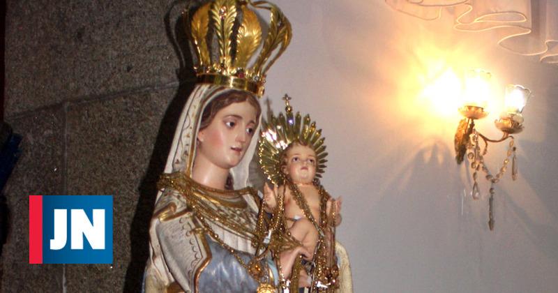 Roubaram cofre de 500 quilos com ouro e prata de capela em Lousada - Jornal de Notícias