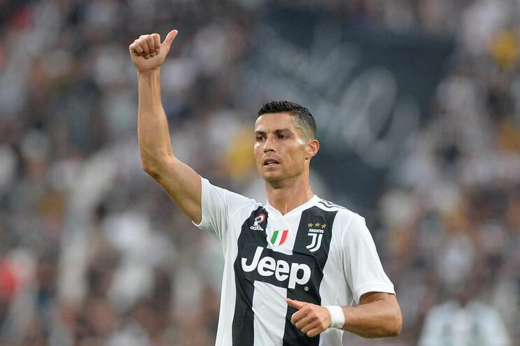 Ronaldo agradece pela eleição do melhor golo da época