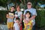Duarte e Maria Isabel faziam videochamadas com os netos